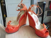 Sandale piele Guban mar. 38