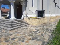 Trepte piatra naturala Sibiu