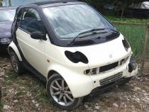 Dezmembrez Smart Fortwo cabrio luneta spate noua