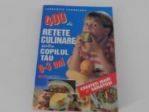 Carte de bucate 400 de retete culinare pentru copilul tau