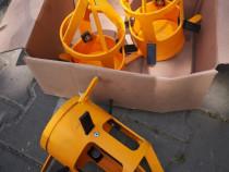 Dispozitiv golire saci tip vid bag big bag metalic nou