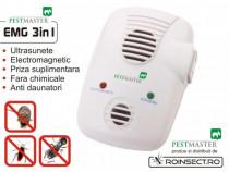 Dispozitiv impotriva daunatorilor Emg-3in1, 200 Mp.