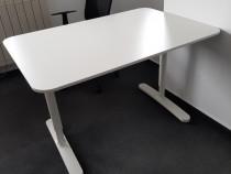Birou alb Ikea Office, aproape nou, foarte frumos!