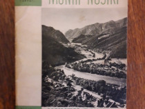 Muntii dintre Olt si Jiu, nr.7 Colectia Muntii Nostri /R7P4S