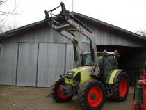 Tractor Claas cu Incarcator/102 CP/Motor Original John Deere