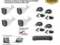 Kituri supraveghere video HD sau Full HD,,si 5MP