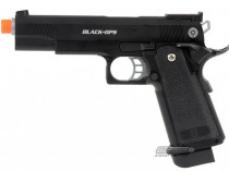 Foarte puternic!! pistol *modificat* manual fullmetal airsof