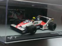 Macheta Toleman TG183B Formula 1 1984 ( Senna) - Altaya 1/43