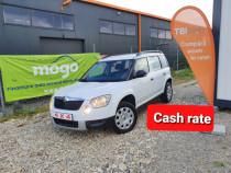Skoda Yeti an 2012 2.0 diesel 4x4 cash rate