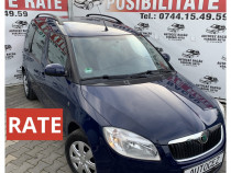 Skoda Roomster 2010-Benzina-CLIMATRONIC-Posibilitate RATE-