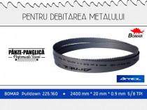 Fierastrau banda metal 2400x20x0.9x5/8 BOMAR 225.160