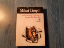 O istorie deschisa a literaturii romane din Basarabia Cimpoi