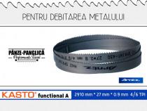 Fierastrau panglica metal 2910x27x0.9x4/6 Kasto functional A