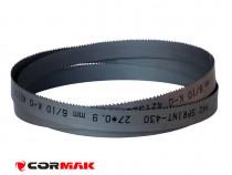 Fierastrau banda metal 2850x27x0.9x6/10 Cormak H-280 HA