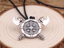 Lant/Pandantiv/Lantisor/Colier talisman viking amuleta svast
