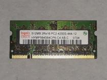 Memorii RAM Laptop 512MB DDR2