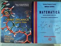 Culegere de matematică și chimie