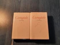 Caragiale opere 2 volume 1971 omagiala