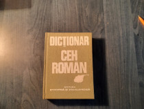 Dictionar ceh - roman