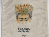 Geanta de umar Frida Kahlo - Sonrisa de Frida