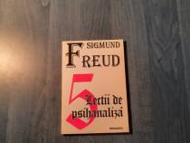 5 lectii de psihanaliza de Sigmund Freud