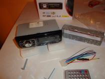 Cd player auto mp3 radio casetofon usb aux cu telecomanda