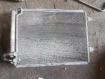 Radiator racire apa ac clima VW Passat B6 1.6 benzina FSI