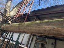 Grinzi de lemn 5 m lungime