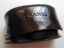 Cutie imitatie piele pentru parfum Chanel