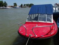 Barca cu motor Corsica 6M 150 CP - Yamaha - 2 timpi -400 ore