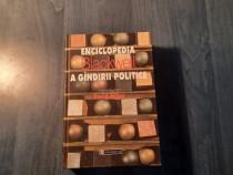Enciclopedia Blackwell a gandirii politice David Miller