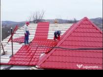 Executăm lucrării de acoperișul și reparații