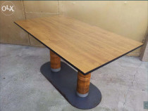 Mobilier pentru restaurant - mese si scaune din lemn masiv