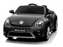 Kinderauto vw beetle dune cabrio standard #negru