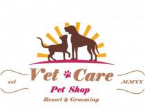 Tund tuns caine pisica cabinet veterinar in Ghencea
