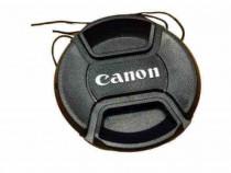 Capac frontal protectie obiectiv Canon 55mm, camera foto DSL