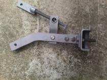 Suport de prindere - adaptor accesorii motocultor(plug,rarit