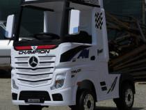 Camion electrica pentru copii Mercedes Actros 4x35W 12V 14Ah