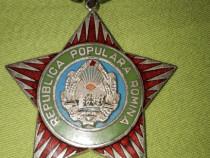 Decoratie de strajă patriei republica populara romana