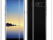 Folie Plastic Telefon Samsung Galaxy Note 8 n950 fata+spate