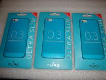 Husa Puro telefon apple iphone 5 / 5S Italian Style + folie