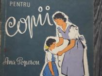 Carte croitorie ana popescu croitorie pentru copii