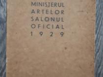 Album de arta salonul oficial pe anul 1929 autograf
