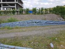 Structuri de hale,ferme,confecții metalice,porti,garduri
