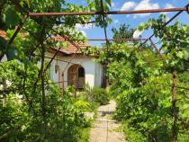 Casa cu teren mare in Alexeni,Jud.Ialomita