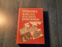 Romania in anii celui de al 2 lea razboi mondial volumul 2