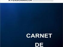 Carnet Membru CARP