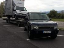 Tractari depanari Arad Nădlac & transport