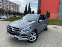 Mercedes Gle 250- 4 Matic - Euro 6 - Fabricatie 2016