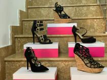 Sandale/pantofi JustFab,NOI, calitate superioara